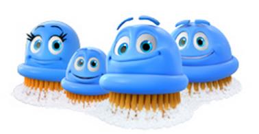 scrubbing-bubbles-characters